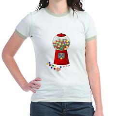 Bubble Gum Machine Jr. Ringer T-Shirt