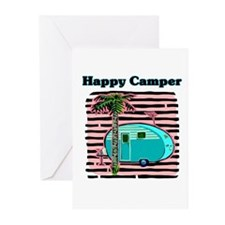 HAPPY CAMPER Greeting Cards (Pk of 20)