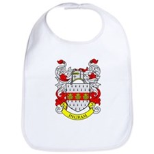 INGRAM Coat of Arms Bib