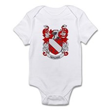 HOWARD Coat of Arms Infant Bodysuit
