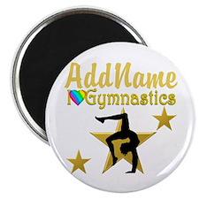 AMAZING GYMNAST Magnet