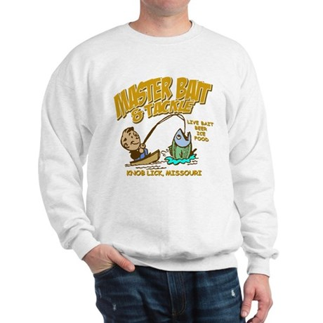 Master Bait Tackle Sweatshirt