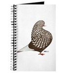 Brown Teager Pigeon Journal