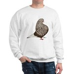 Brown Teager Pigeon Sweatshirt