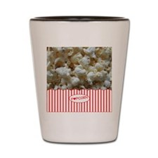 Popcorn Lover Shot Glass
