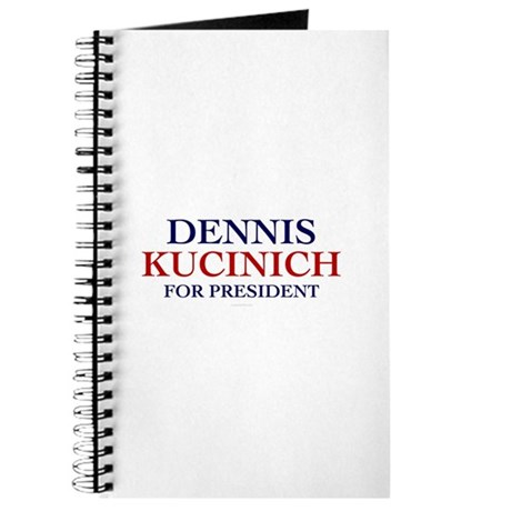 Kucinich for President Journal