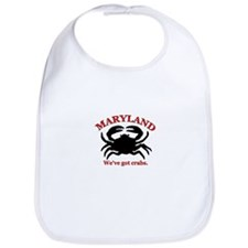 Maryland . . . We've Got Crab Bib