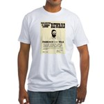 Wanted Pacho Villa Fitted T-Shirt
