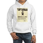Wanted Pacho Villa Hooded Sweatshirt