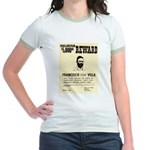Wanted Pacho Villa Jr. Ringer T-Shirt