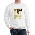 Wanted Pacho Villa Sweatshirt