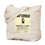 Wanted Pacho Villa Tote Bag