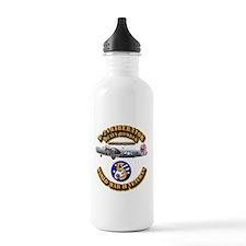 AAC - 43rd BG - 63rd B Water Bottle