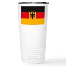 Unique German pride Travel Mug
