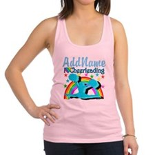 AWESOME CHEER Racerback Tank Top