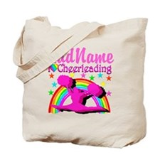 CHEERLEADING STAR Tote Bag