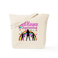 LOVE CHEERING Tote Bag