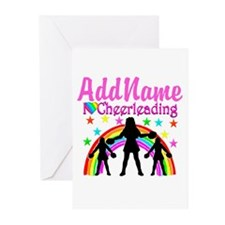 LOVE CHEERING Greeting Cards (Pk of 20)