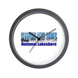 Sleeping Bear Dunes National Wall Clock