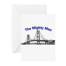 The Mighty Mac Greeting Cards (Pk of 10)