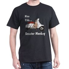 Monkey-Boy Lambretta T-Shirt