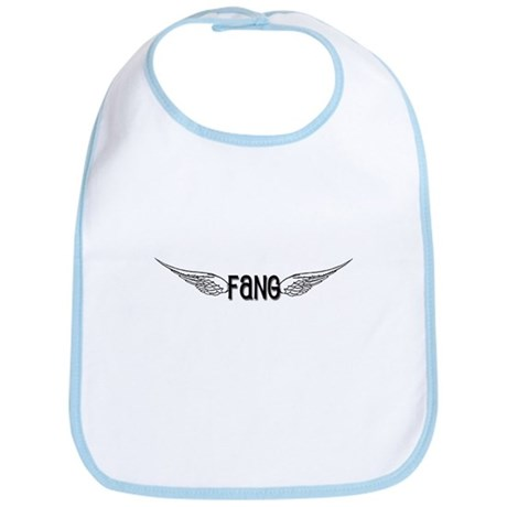 Fang Has Wings Bib