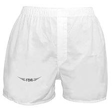 Fang Has Wings Boxer Shorts