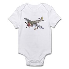 Cute 56th fighter wing Infant Bodysuit