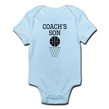 Basketball Coachs Son Body Suit