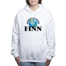 World's Greatest Finn Women's Hooded Sweatshirt