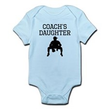 Baseball Coachs Daughter Body Suit
