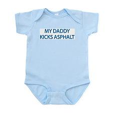 Unique Kick Infant Bodysuit