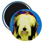 Bearded Collie Magnet (10 pk)