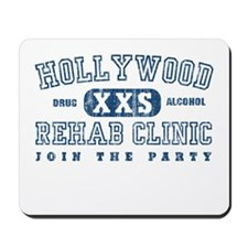 Hollywood Rehab Clinic Mousepad