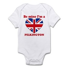 Pilkington, Valentine's Day Infant Bodysuit