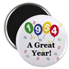 1954 A Great Year Magnet