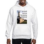 Life In Ruins Faith In God Hooded Sweatshirt