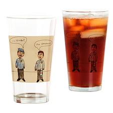 Unique Windex Drinking Glass