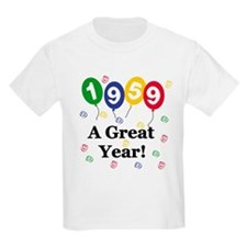 1959 A Great Year T-Shirt