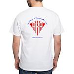 AKA logo White T-Shirt