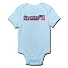 Bill Richardson for President Onesie