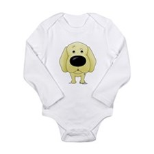 Unique Labrador retriever Long Sleeve Infant Bodysuit