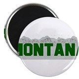 Montana 2.25&quot; Magnet (10 pack)