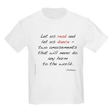 Voltaire On Dance T-Shirt