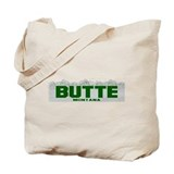 Butte, Montana Tote Bag