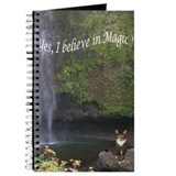 Yes, I Believe in Magic! Journal