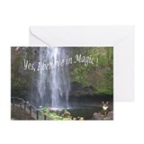 I Believe in Magic! Greeting Cards (Pk of 10)