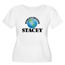 World's Greatest Stacey Plus Size T-Shirt