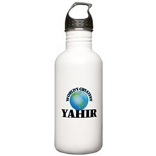 World's Greatest Yahir Sports Water Bottle