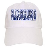 RICHBURG University Baseball Cap